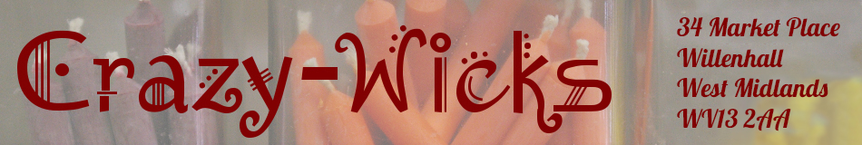 Crazy Wicks Logo